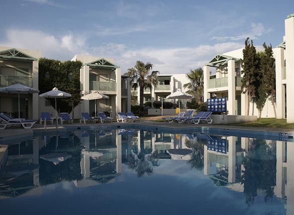 Sbokos Hotels Agapi Beach