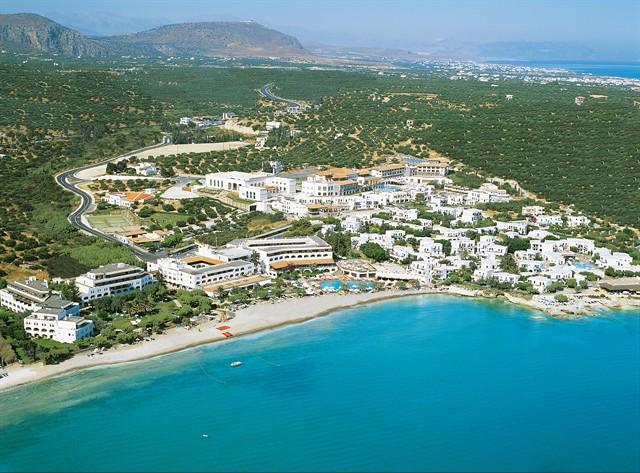 Grand Hotel Resort In Chersonissos Kreta