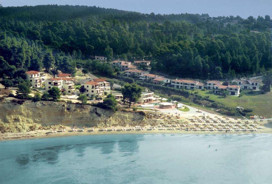 Elani Bay Resort 3enodoxeio Sibhrh Xalkidikh Makedonia Diamonh