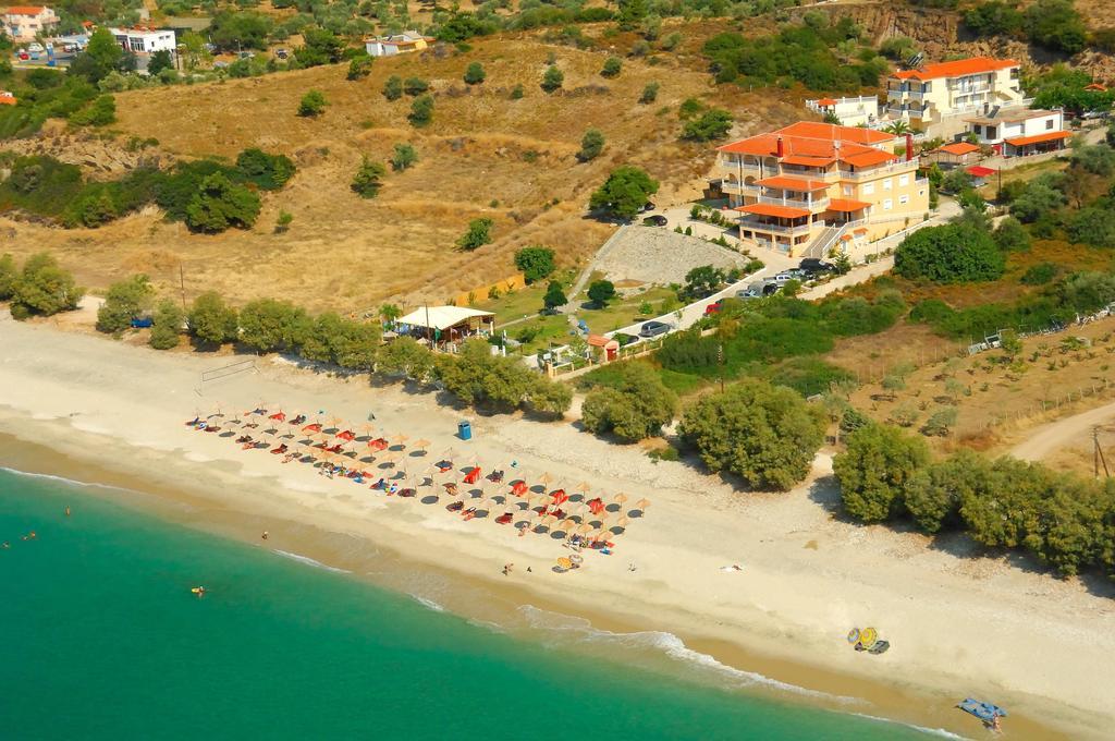Grand Beach Hotel Hotel Limenaria Thassos Macedonia Accommodation