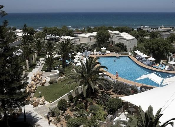 Agapi Beach Sbokos Hotels