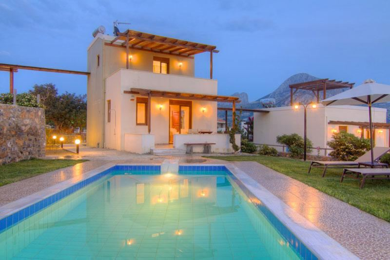 Gasparakis Luxury Villas