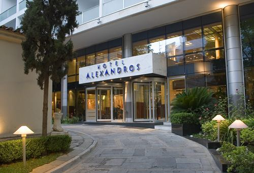 Hotel Alexandros Airotel Group