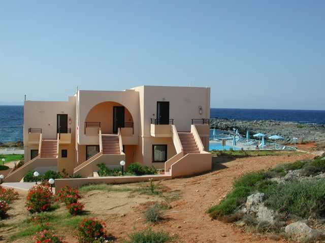 Nanakis Beach Luxury Apartments
