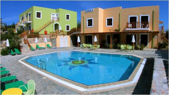 Perla Hotel Apartments